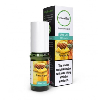 PINEAPPLE iBreathe Premium E-Liquid 10ml